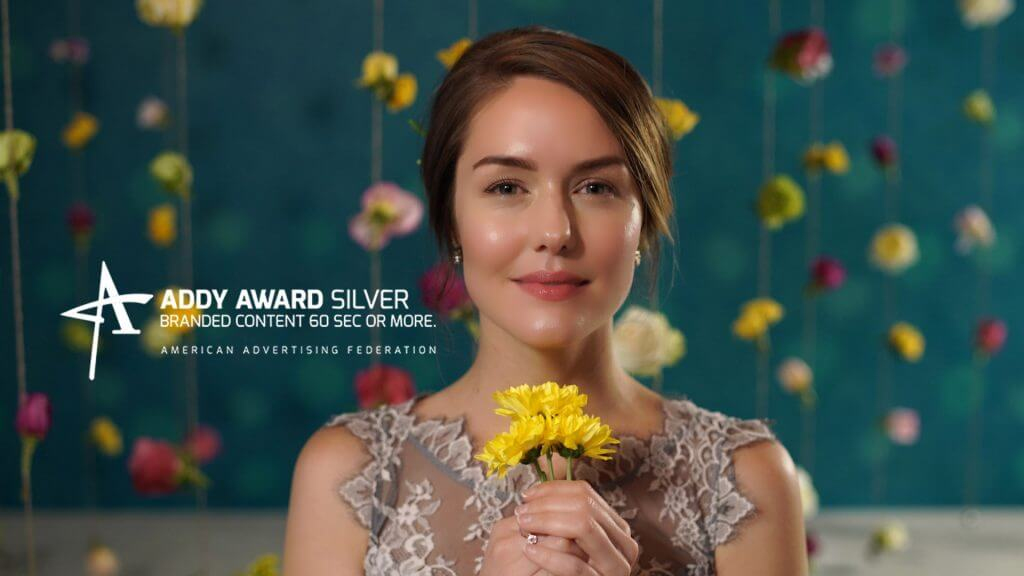 Addy Award Winning Video, Cyan Design