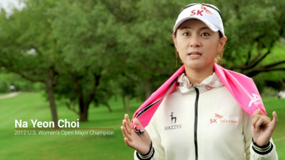LPGA Women's Golf Commercial