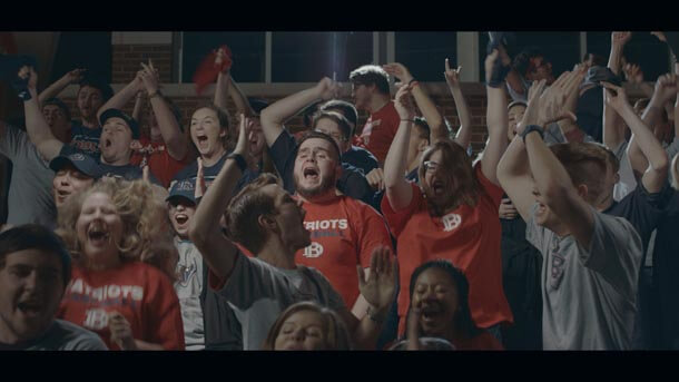 Dallas Baptist University Fans