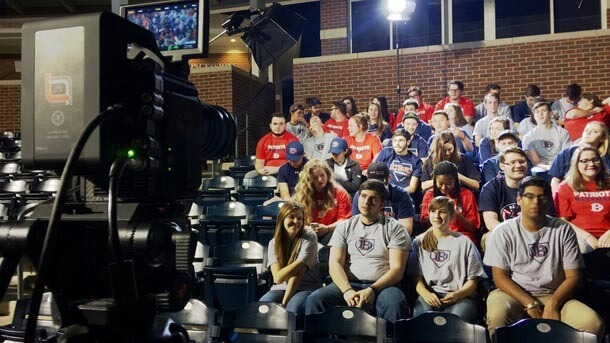 Dallas Baptist University Fans, Student Fans