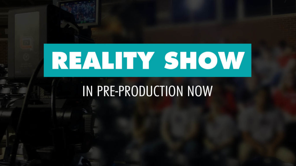 Reality Show Coming Soon